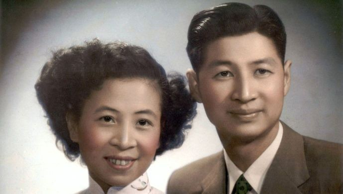 一门7博士! 上海最高寿伉俪、交大百岁校友携手77载,爱情一如最初的模样_图1-5