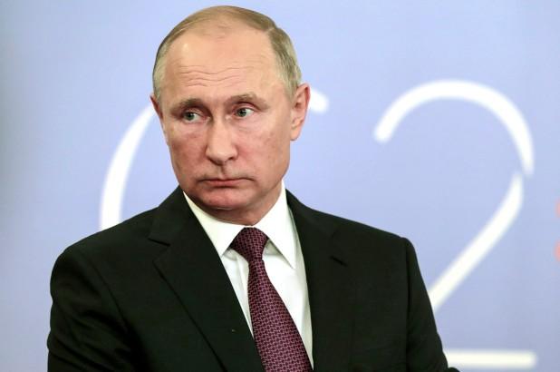 """普京:如美国退出《中导条约》 俄罗斯将""""奉陪到底""""_图1-3"""
