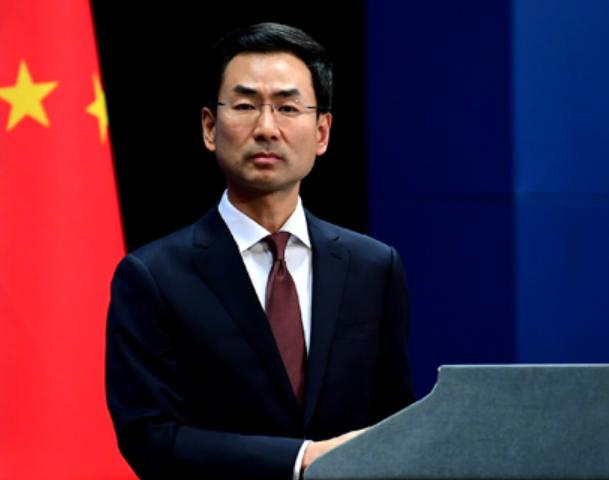 华为CFO孟晚舟加拿大被捕,中国外交部一连回应9个相关问题_图1-1