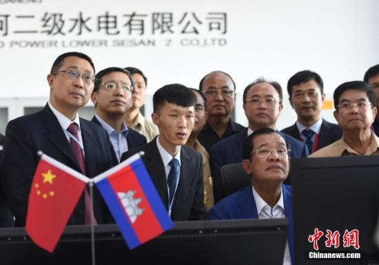 中国标准!6500米亚洲第一长坝投产_图1-1