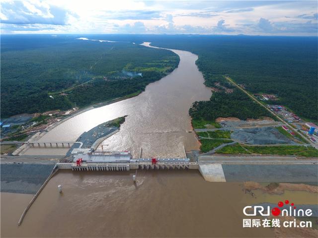 中国标准!6500米亚洲第一长坝投产_图1-2