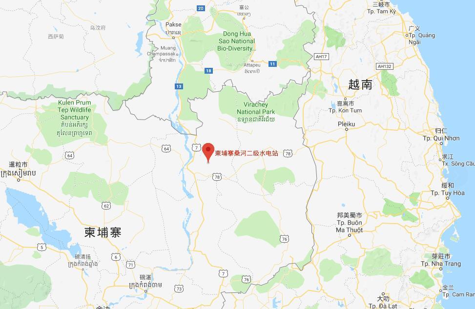 中国标准!6500米亚洲第一长坝投产_图1-4