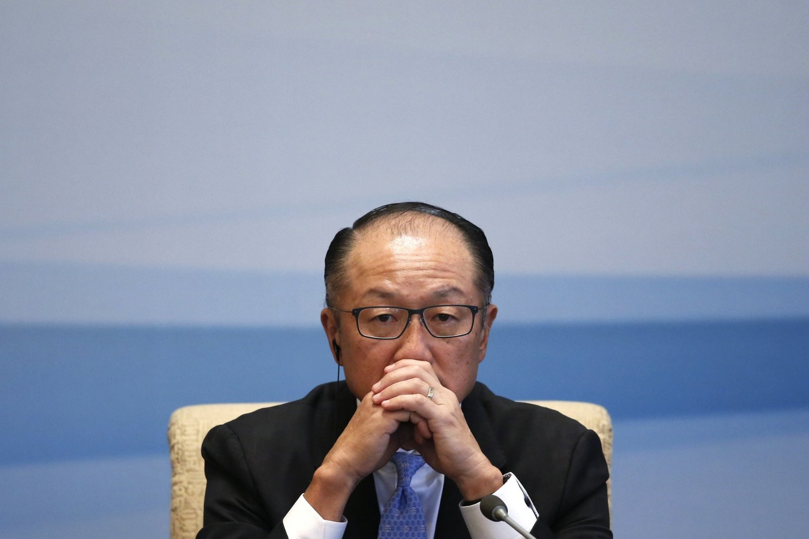 世行行长金墉突然宣布2月1日辞职 他的下一站是…_图1-1
