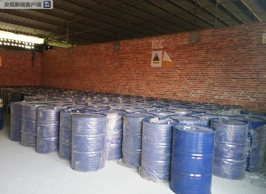 云南出入境边防去年缴毒逾10吨 打掉涉毒团伙86个_图1-1