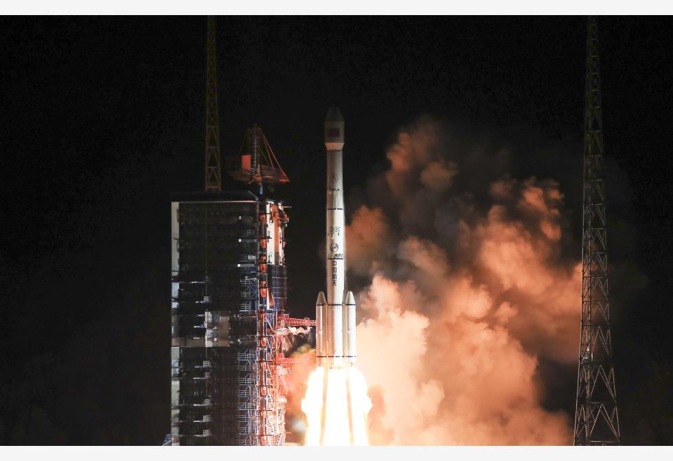 """开门红!""""中星2D""""卫星成功发射_图1-1"""