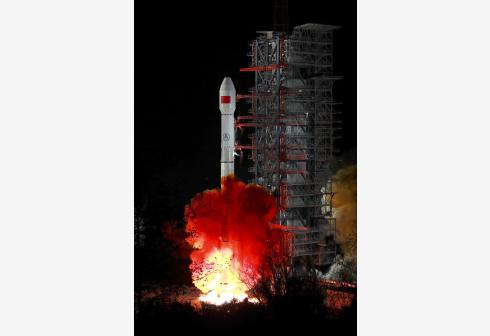 """开门红!""""中星2D""""卫星成功发射_图1-2"""
