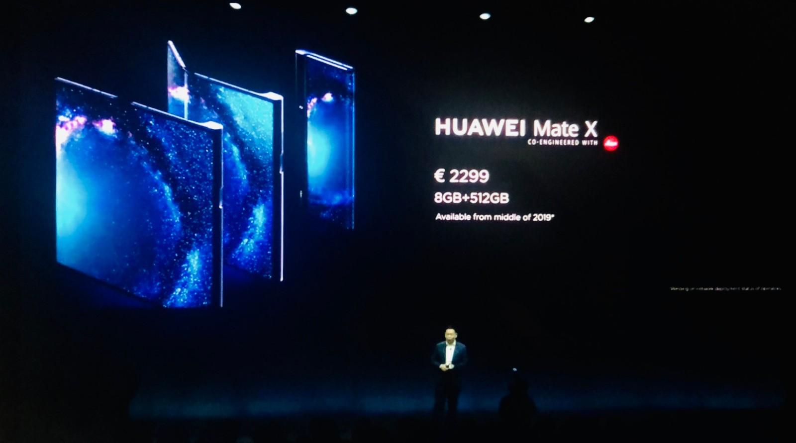 售价近2万人民币!华为发布首款5G折叠屏手机,可兼容4G_图1-4