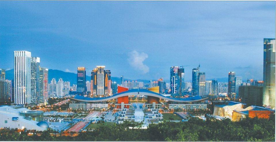 深圳GDP首次超越香港 成粤港澳大湾区经济总量第一城_图1-1