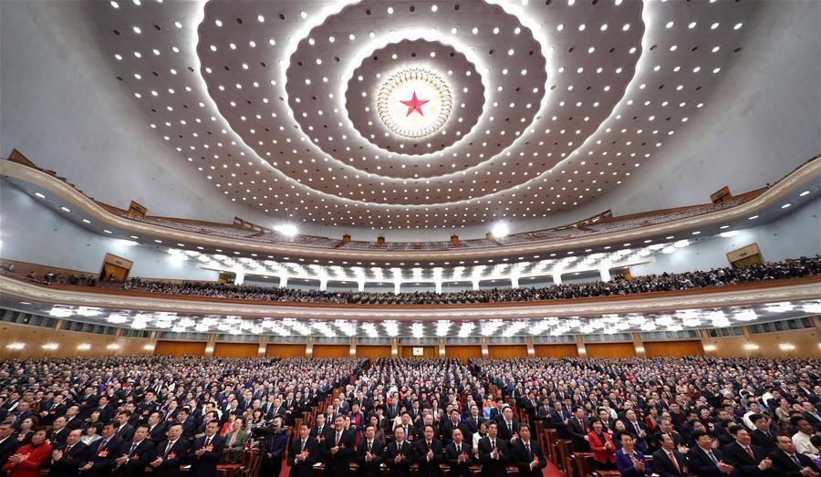 中国外商投资法表决通过 明年元旦起施行_图1-1