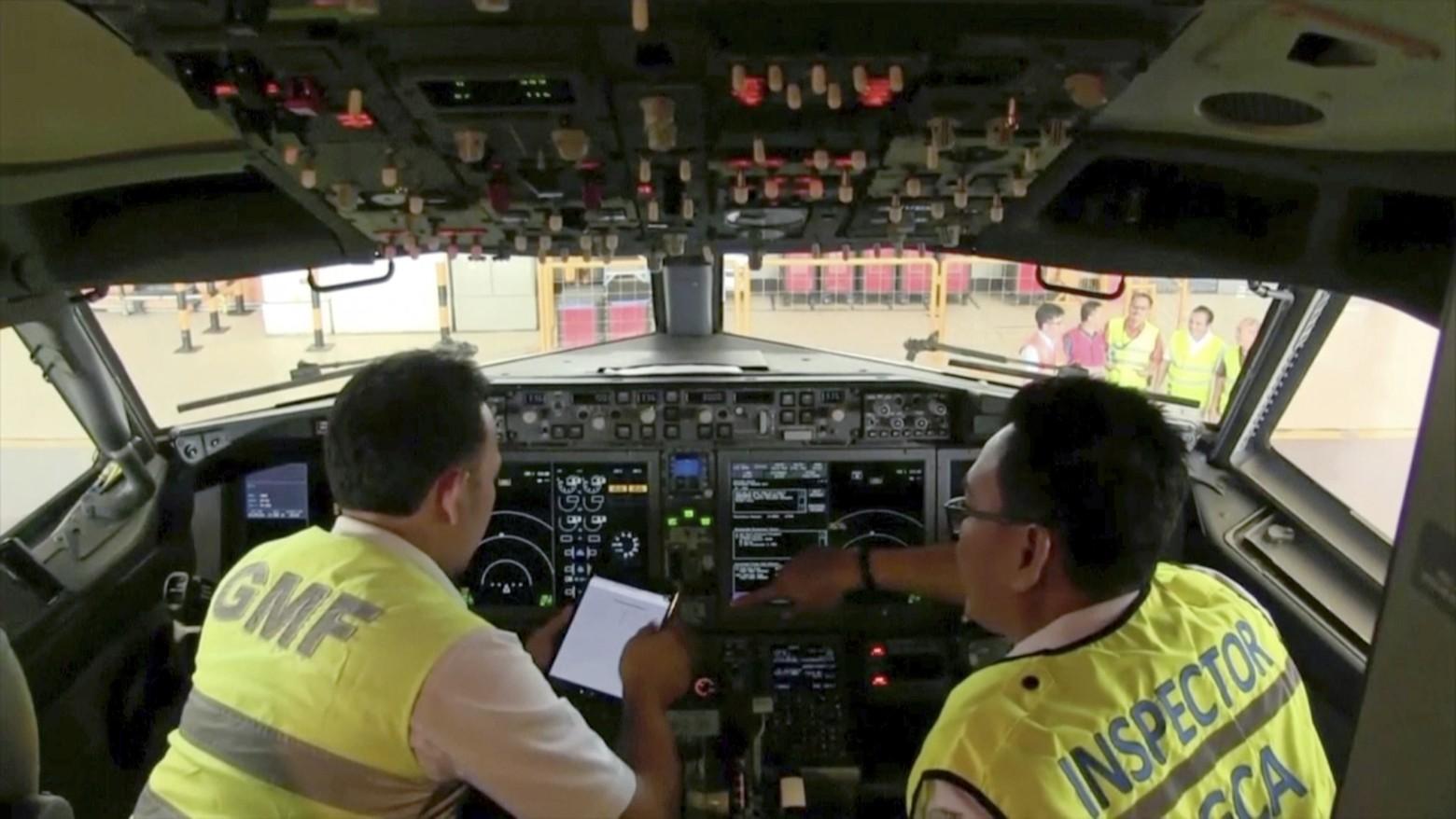 波音737 MAX机型暂停出货 全球多国对该机型禁飞_图1-1