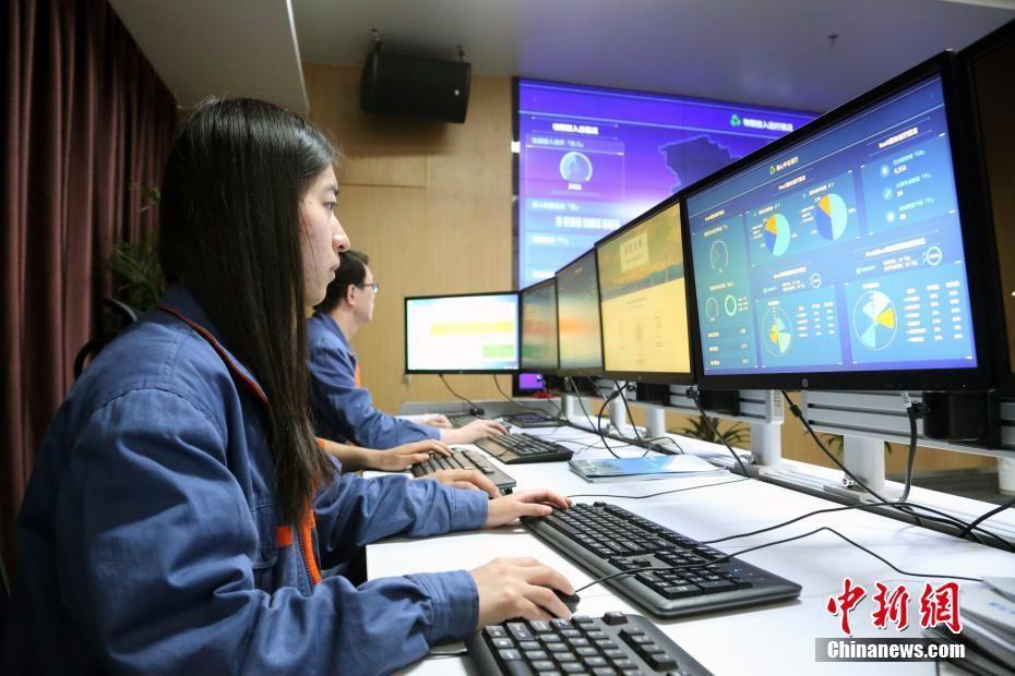 中国首个新能源大数据创新平台接入数据量破53亿条_图1-1