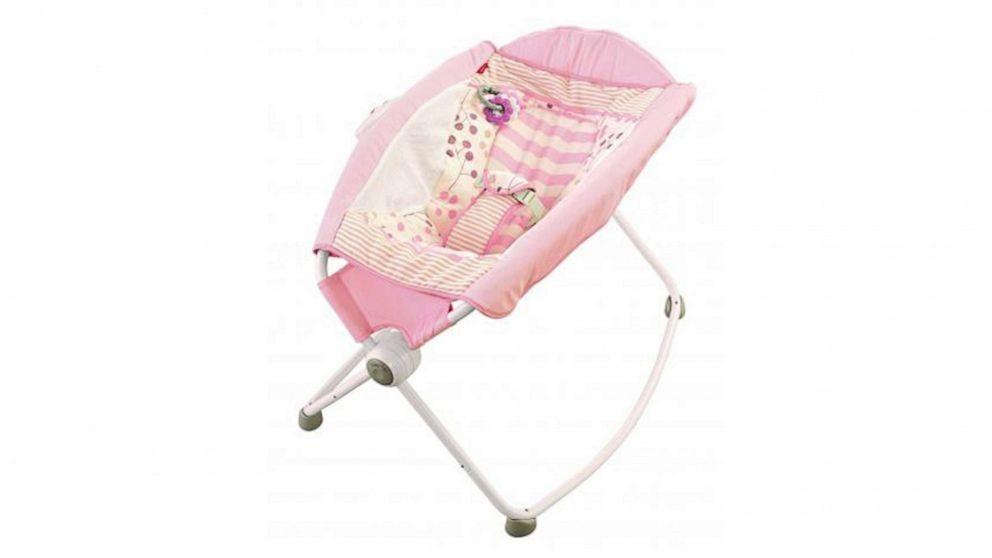 这款摇篮床要慎用!4年来已夺走10个婴儿生命_图1-1