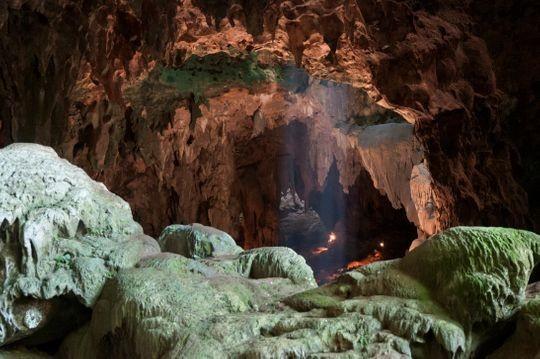 菲律宾洞穴发现新人类物种遗骸,生活在5万年前_图1-1