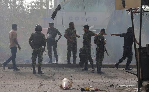 爆炸后的斯里兰卡:穆斯林不准戴面纱,天主堂不敢做弥撒_图1-1