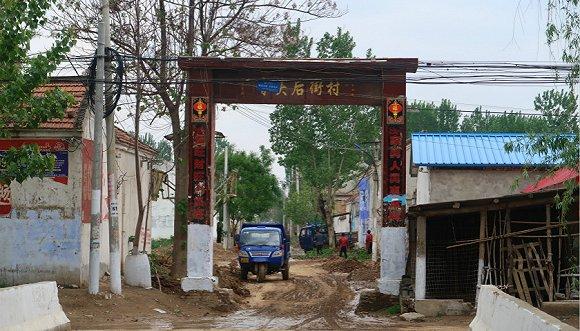 寺头后街村。摄影:黎文婕