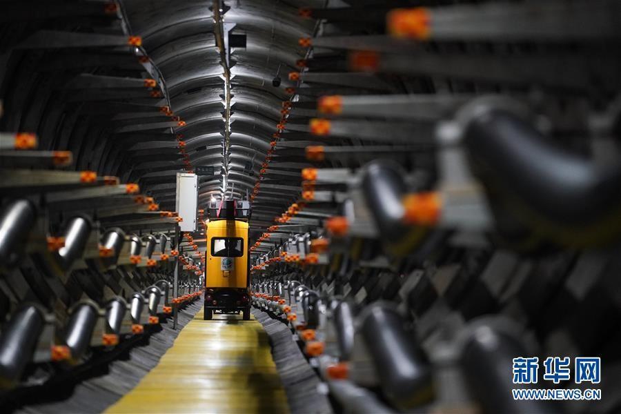 """大数据、物联网、人工智能……江苏这条电缆隧道满是""""黑科技""""_图1-1"""