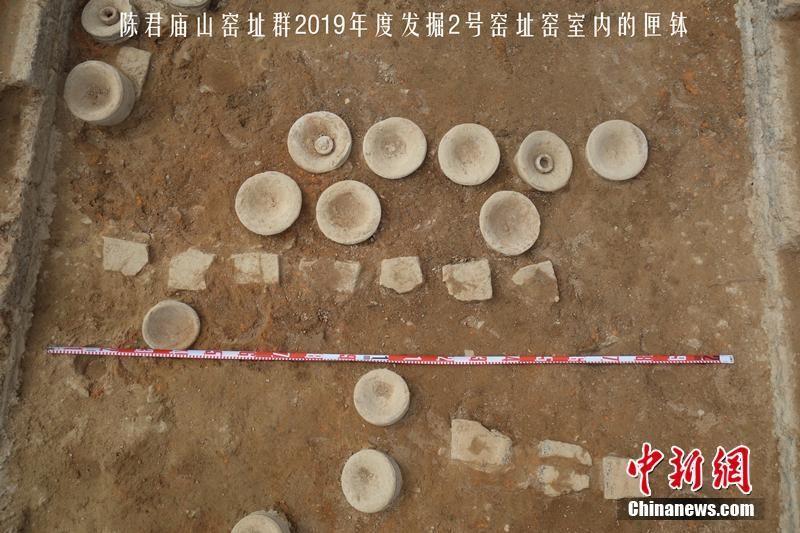 浙江宁波发现两座龙窑 出土大批越窑青瓷和窑具_图1-1