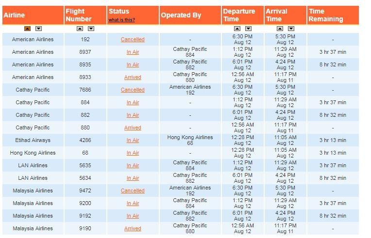 香港机场管理局:12日所有航班登机服务实时暂停_图1-1