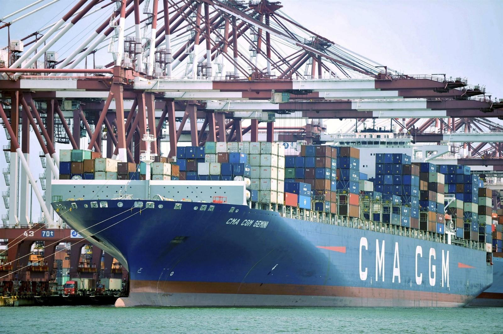 贸易战阴云密布 中国8月对美出口同比下降16%_图1-1