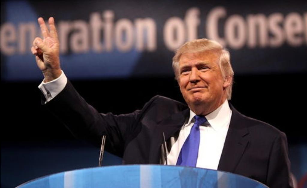特朗普成总统候选人