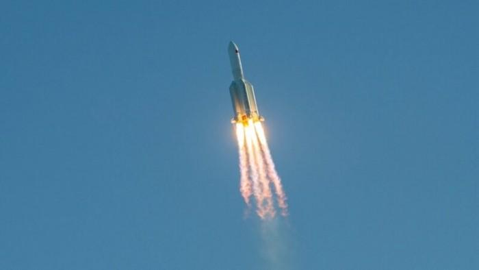 中国可重复使用试验航天器成功返回着陆
