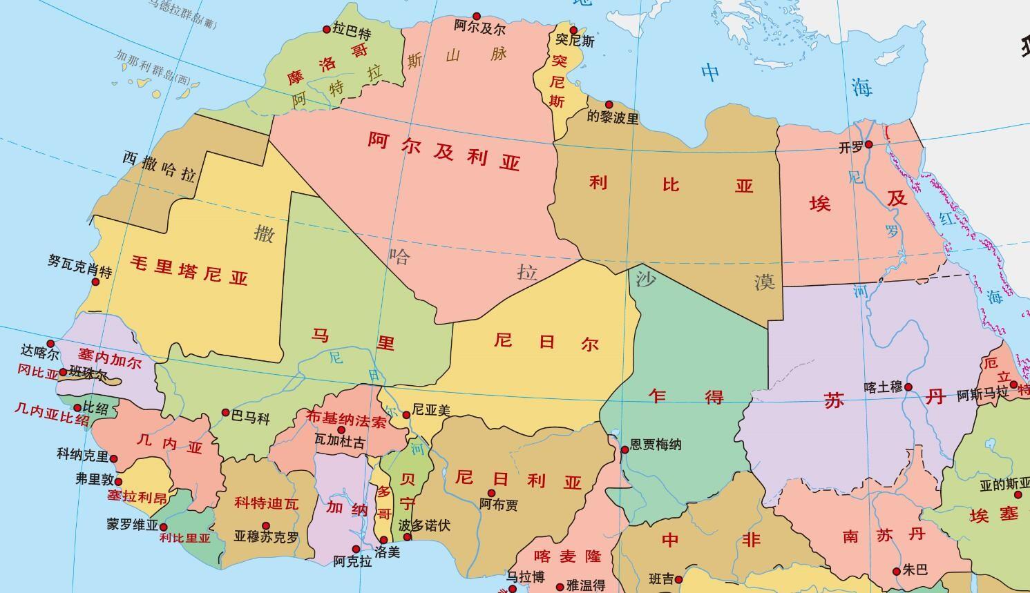 """中国""""驴友""""欲徒步穿越非洲 身患疟疾后使馆喊话劝阻_图1-4"""