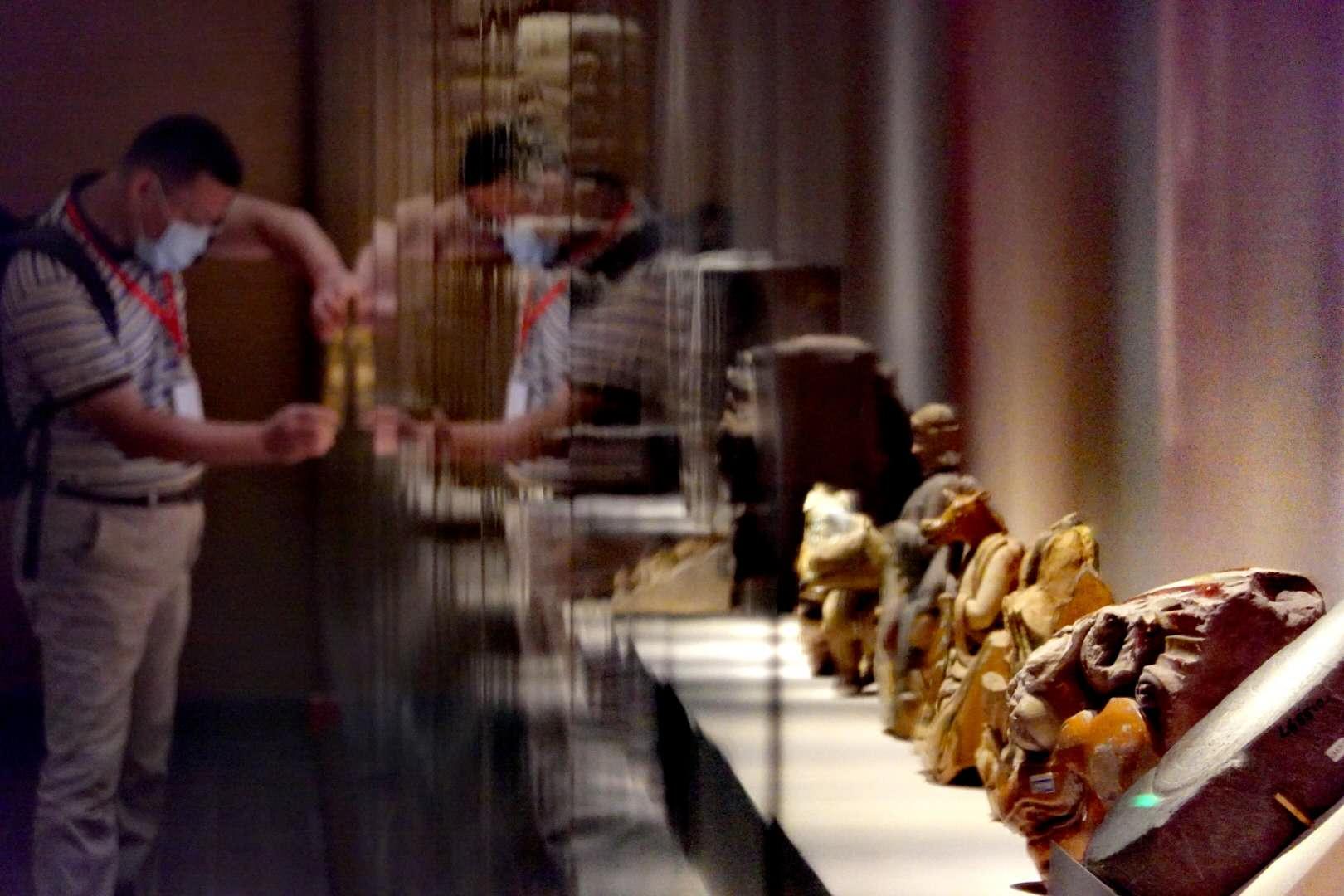 紫禁城建成六百年大展登场 深宫漆纱两百年来首展出_图1-2