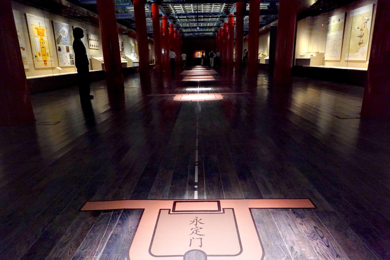 紫禁城建成六百年大展登场 深宫漆纱两百年来首展出_图1-3