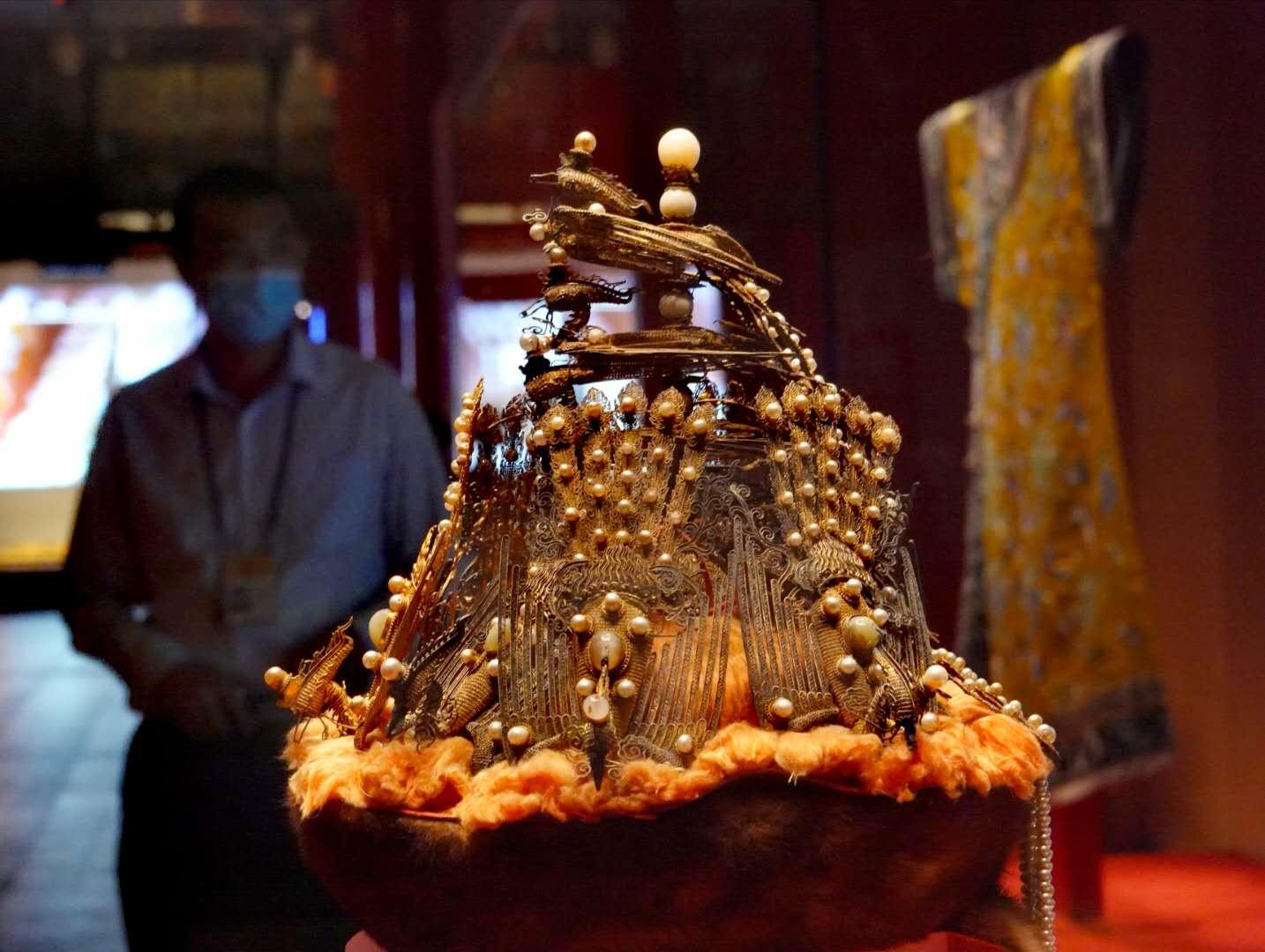 紫禁城建成六百年大展登场 深宫漆纱两百年来首展出_图1-5
