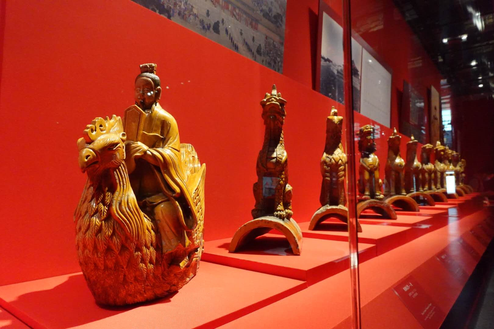 紫禁城建成六百年大展登场 深宫漆纱两百年来首展出_图2-4