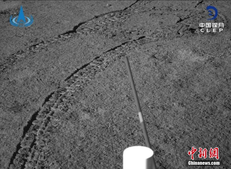 """""""玉兔二号""""月球车将对2个撞击坑开展科学探测_图1-1"""