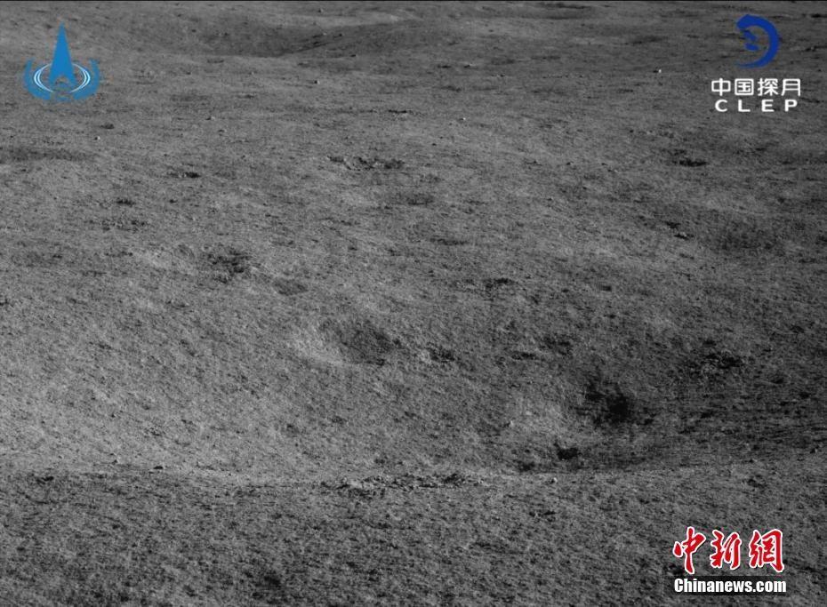 """""""玉兔二号""""月球车将对2个撞击坑开展科学探测_图1-2"""