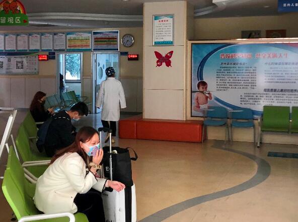 义乌新冠疫苗第二针:每天上百人接种 不接受现场预约_图1-5