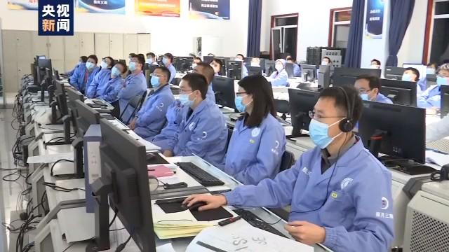嫦娥五号探测器各系统状态良好 将第一次轨道修正_图1-3
