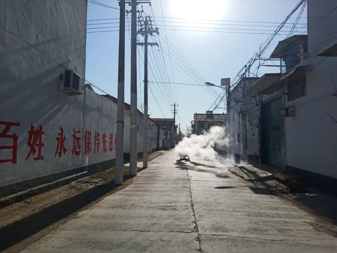 疫情风暴眼中的河北小果庄:村民不解病毒从何而来_图1-4
