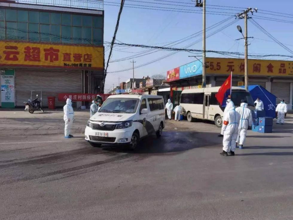 河北疾控:省儿童医院是病毒扩散到邢台的中转站_图1-4