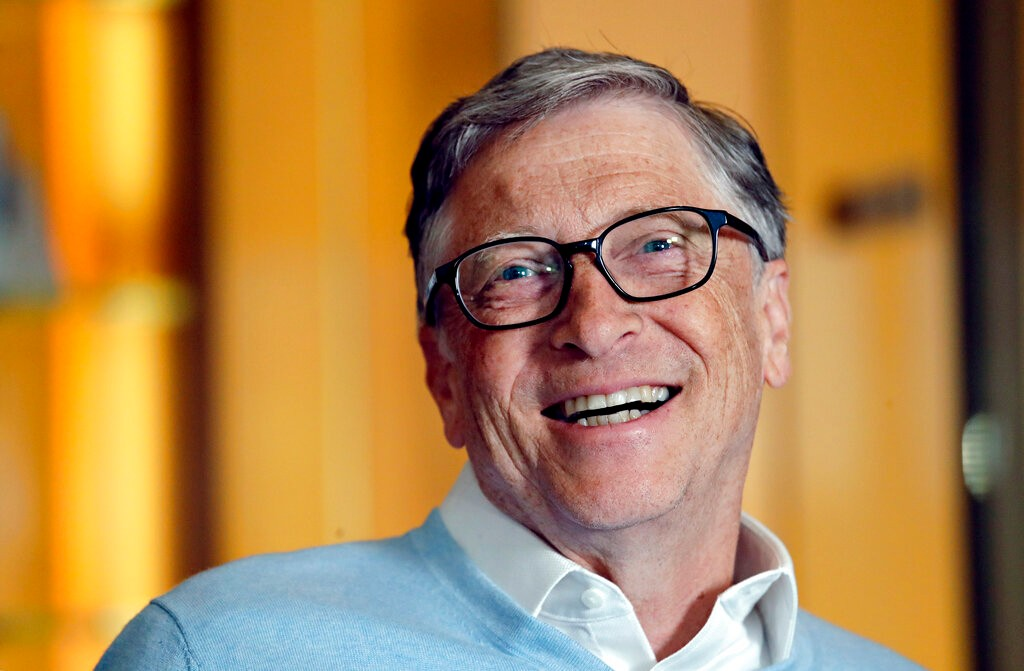 比尔盖茨:这个世界宁愿没有虚拟货币这项发明_图1-3