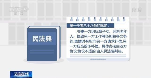 北京全职太太离婚首获¥5万家务劳动补偿 网络热议_图1-3