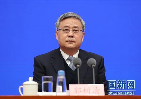 中国银保监会主席:人口老龄化是很大挑战_图1-1
