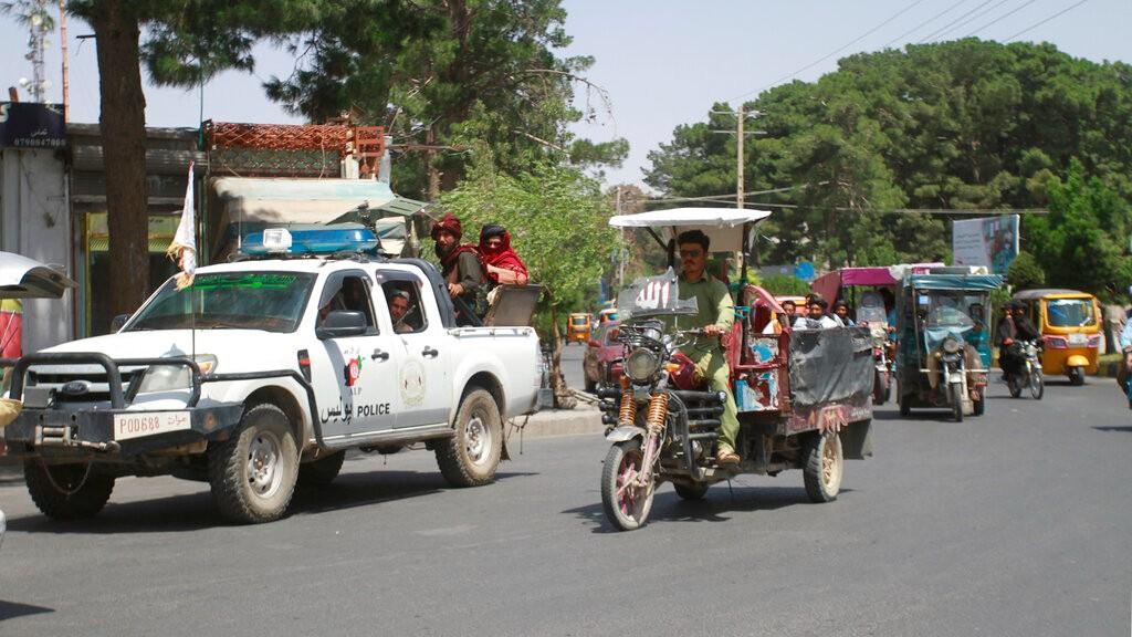 塔利班夺取阿富汗北部重镇 逼近首都喀布尔_图1-1