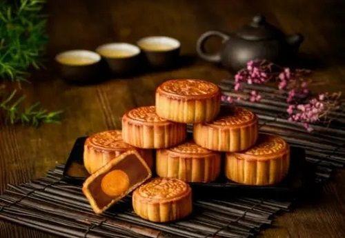 中秋节吃的传统食物
