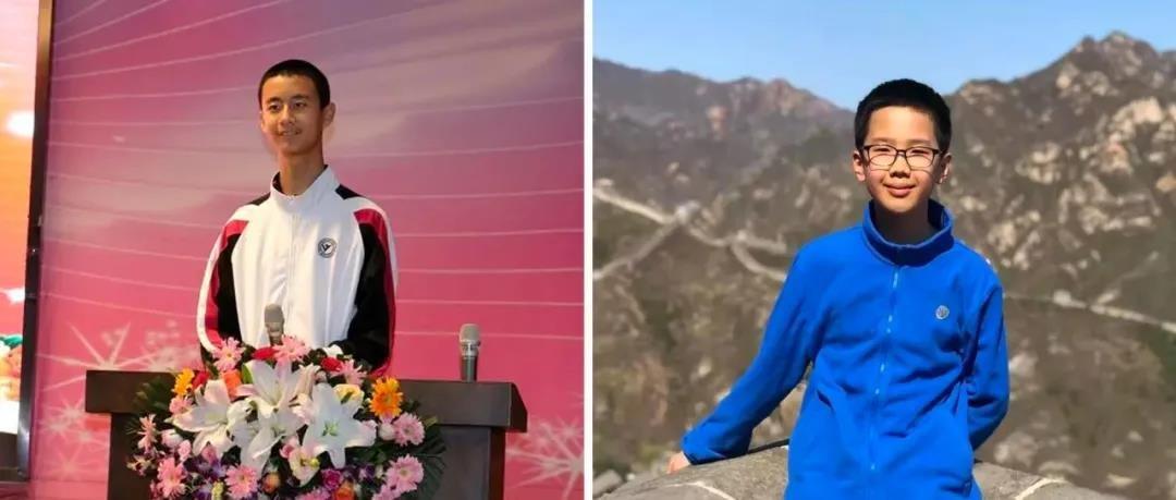 14岁上清华 两少年引中国网友称赞:别人家的孩子_图1-3