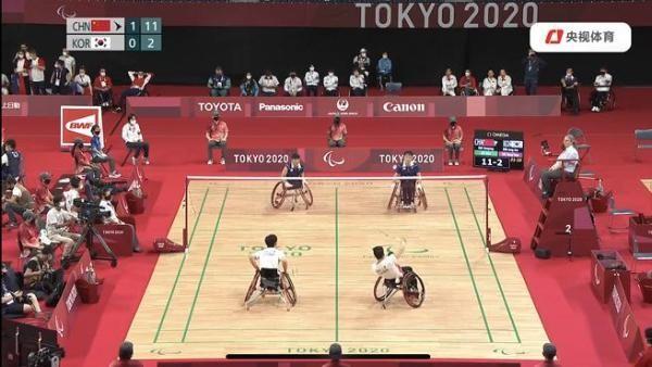 中国代表团连续五届残奥会金牌、奖牌双第一_图1-1