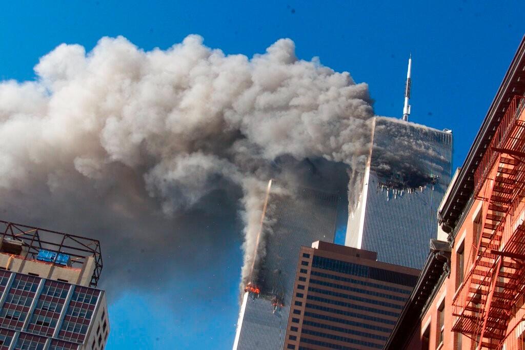 拜登签行政令后 FBI解密首份9/11事件调查机密文件_图1-1