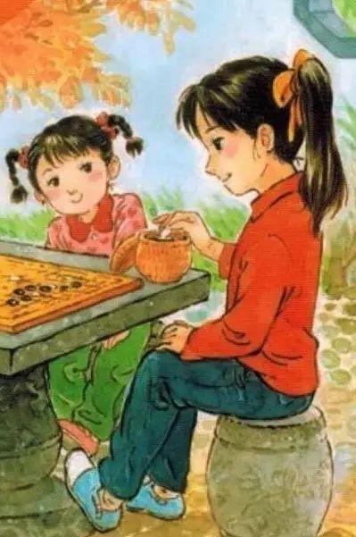 小学语文课本封面由二胎变三胎?中国人教社回应_图1-4