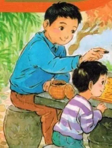 小学语文课本封面由二胎变三胎?中国人教社回应_图1-3