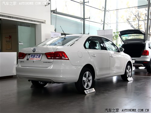 大众上海大众新桑塔纳2013款 1.4l 手动基本型