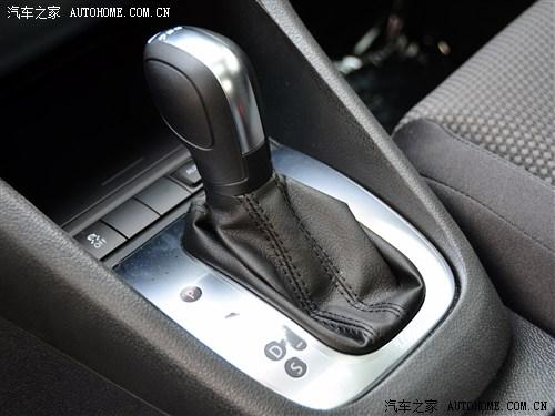 大众一汽-大众高尔夫2012款 1.4tsi 自动舒适型