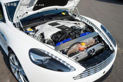 动力提升明显 阿斯顿・马丁将推混动版DB9