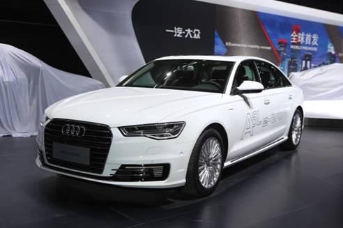 一汽-大众携大众,奥迪两大品牌40余款车型亮相北京车展